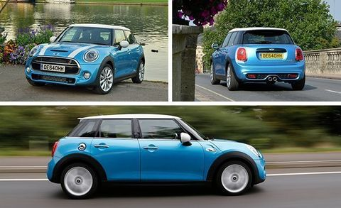 2016 Mini Cooper D Clubmancooper Sd First Drive 8211 Review