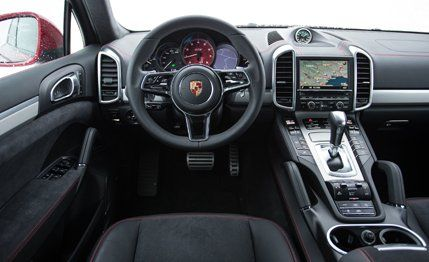 2016 Porsche Cayenne Gts First Drive 8211 Review 8211 Car And Driver