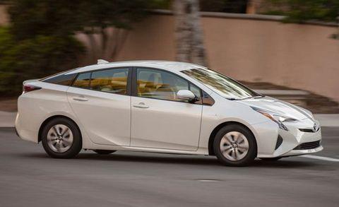 Prius Eco Isn T That Redundant