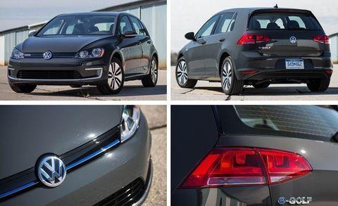 2016 Volkswagen E Golf >> 2016 Volkswagen E Golf Electric Vehicle Test 8211 Review