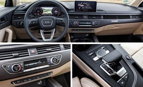 2017 Audi A4 First Drive –