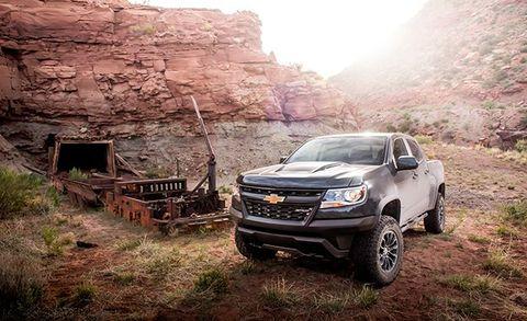 2017 Chevrolet Colorado ZR2 Diesel Test | Review | Car and Driver