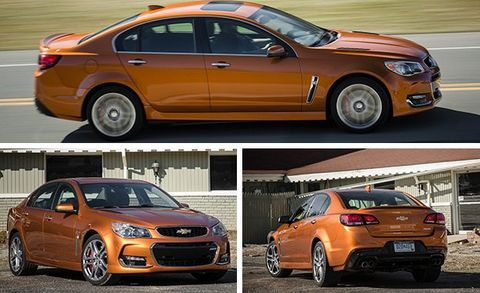 2017 Chevrolet SS Manual Instrumented Test | Review | Car