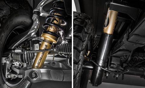 2017 Ford Raptor Engine >> 2017 Ford F 150 Raptor In Depth 8211 Feature 8211 Car