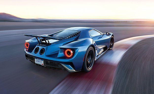 Badges & Mascots Ford Gt Badge Easy To Lubricate Car Badges