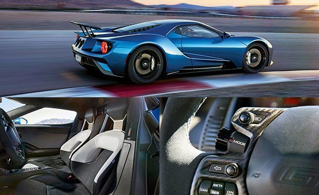 Ford Gt Badge Easy To Lubricate Car Badges