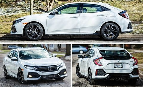 Image Alex Conley The Civic Sport Touring