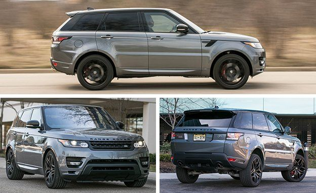 This Proliferation Has Even Extended To Model Lines With The Mid Size Range Rover Sport Itself Offered In Seven Diffe Trim Levels