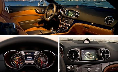 2017 mercedes benz sl class first drive review car and. Black Bedroom Furniture Sets. Home Design Ideas