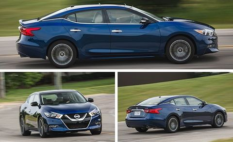 2017 Nissan Maxima Test | Review | Car and Driver