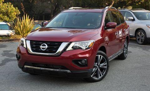 2017 Nissan Pathfinder First Drive –