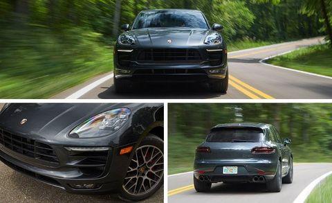2017 Porsche Macan Gts Tested 8211 Reviews 8211 Car