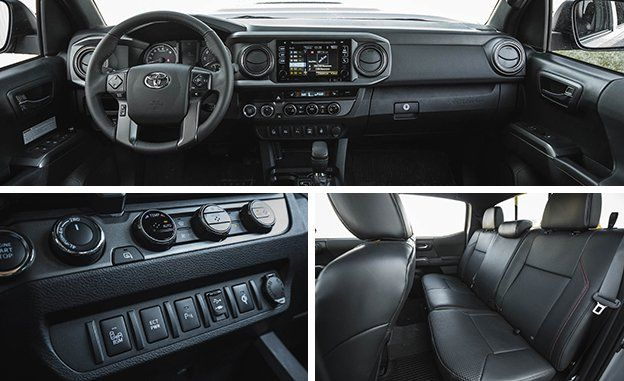 2020 Toyota Tacoma Reviews Price Photos And Specs Car Driver
