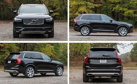 2017 Volvo Xc90 Quick Take Review Car And Driver