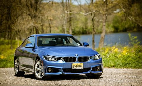 2018 Bmw 440i Rwd Coupe Automatic Test Review Car And Driver