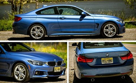 2018 Bmw 440i Rwd Coupe Automatic Same Recipe More Flavor