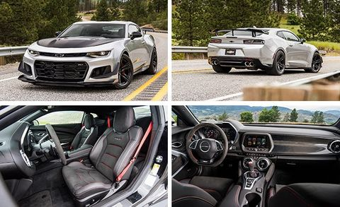2018 Chevrolet Camaro ZL1 1LE First Drive | Review | Car and Driver