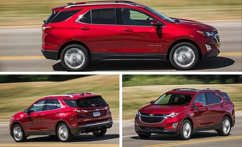 2018 Chevrolet Equinox 2 0T First Drive | Review | Car and