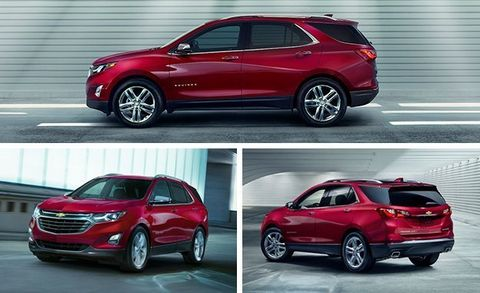 2018 Chevrolet Equinox Official Photos and Info –