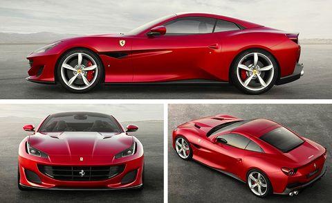 2018 Ferrari Portofino Photos And Info News Car And Driver