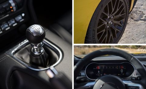 2018 mustang gt manual problems
