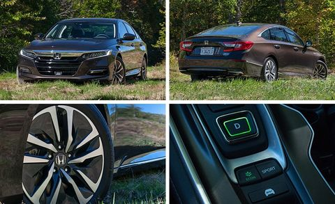 2018 Honda Accord Hybrid First Drive | Review | Car and Driver