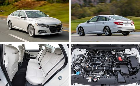 2018 Honda Accord First Drive | Review | Car and Driver