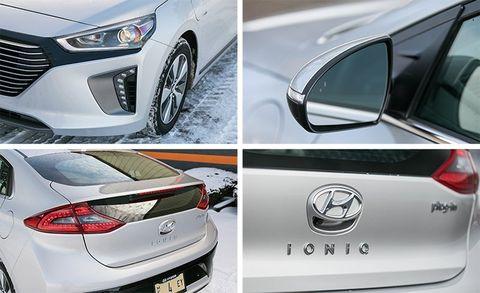 2018 Hyundai Ioniq Plug-In Hybrid Test | Review | Car and Driver