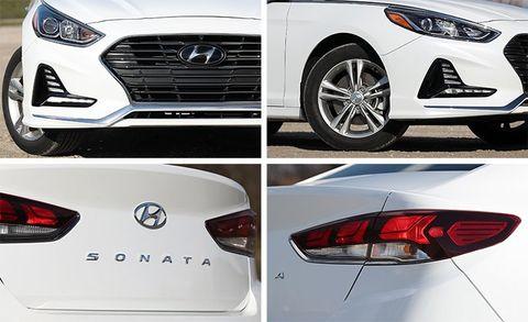 2018 Hyundai Sonata 2 4L Test | Review | Car and Driver