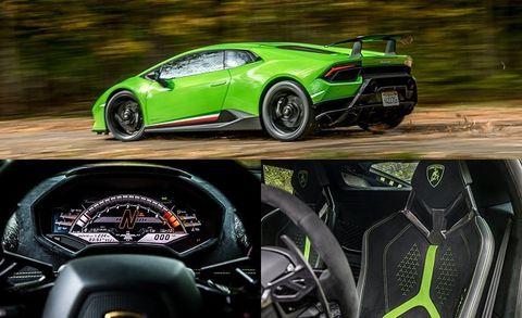 2018 Lamborghini Huracan Performante Test Review Car And Driver