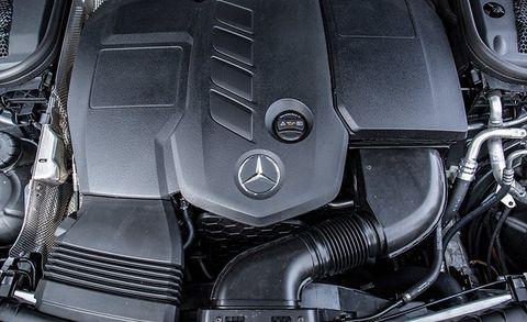 Mercedes E350 Vibration At Idle