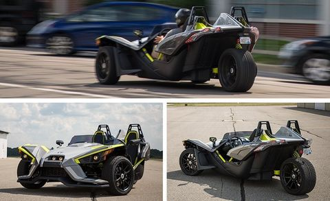 2018 Polaris Slingshot Test | Review | Car and Driver