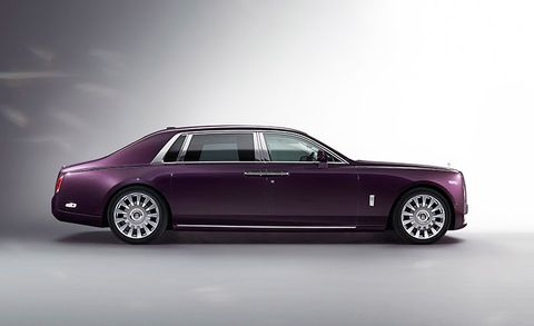 2018 Rolls Royce Phantom Viii Dissected Feature Car And