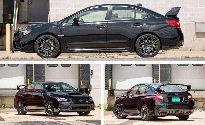 2018 subaru wrx sti test review car and driver Red Subaru WRX