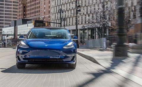 2018 Tesla Model 3 Test - Entry-Level Electric Sedan