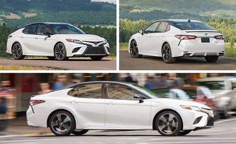 2018 Toyota Camry First Drive   Review   Car and Driver