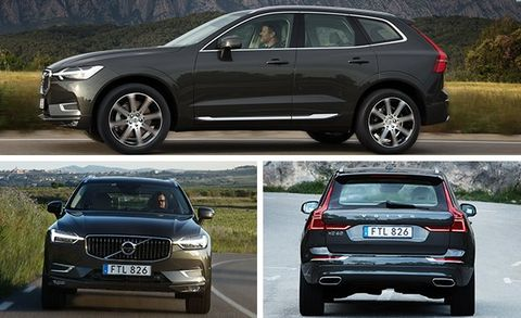 Image Compared With Its Predecessor The New Xc60 S