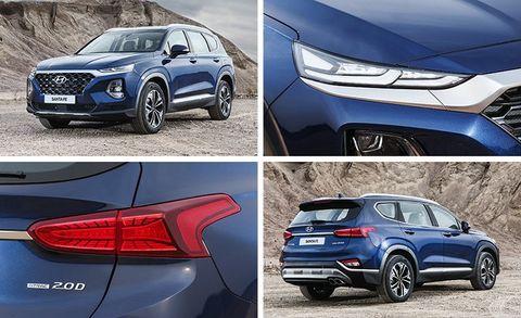 2019 Hyundai Santa Fe First Drive | Review | Car and Driver