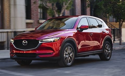 2018 Mazda Cx 5 Sel Increased Efficiency For The Lovable