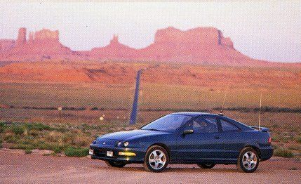 Acura Integra GS-R Archived Long-Term Test –