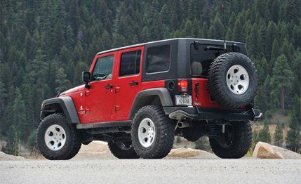 Jeep Wrangler AEV Hemi Conversion First Drive - Reviews - Car and Driver