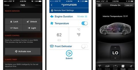 Are Smartphone Apps Making Cars More Convenient? –