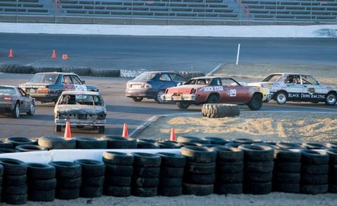 Beaters Rule! The 24 Hours of LeMons –