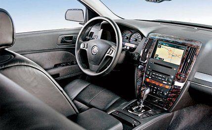 Comparison Test: BMW M5 vs  Cadillac STS-V, Mercedes CLS55 AMG