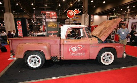 2009 Sema Show Day 2 Feature Car And Driver