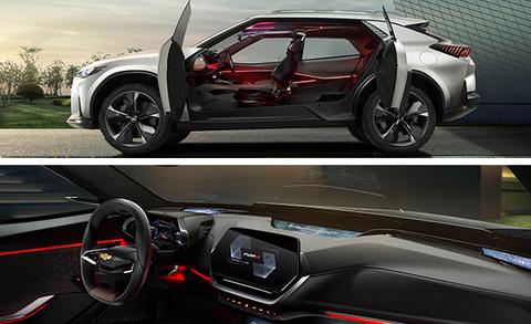 Chevrolet FNR-X Concept: Review >> Chevrolet Fnr X Concept Photos And Info News Car And Driver