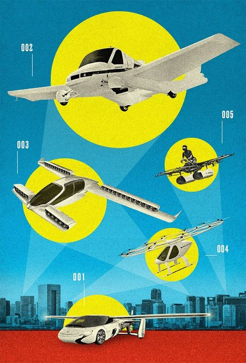 promo code 16eaa c598c Flying Cars Are Back, But They re Still a Long Shot   Feature   Car ...