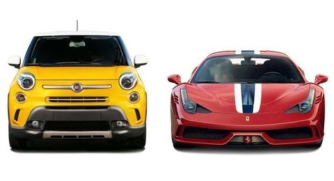 New Cars For 2015 Ferrari And Fiat 8211 Feature 8211 Car And Driver