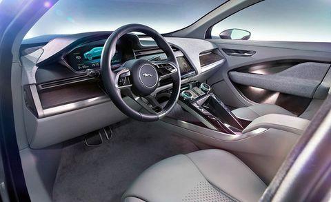 Image Jaguar I Pace Concept