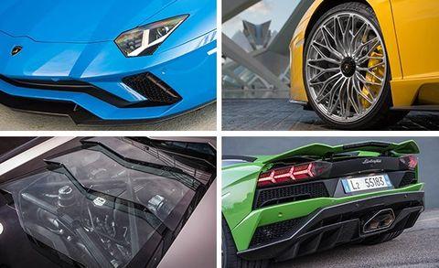 2017 Lamborghini Aventador S First Drive –